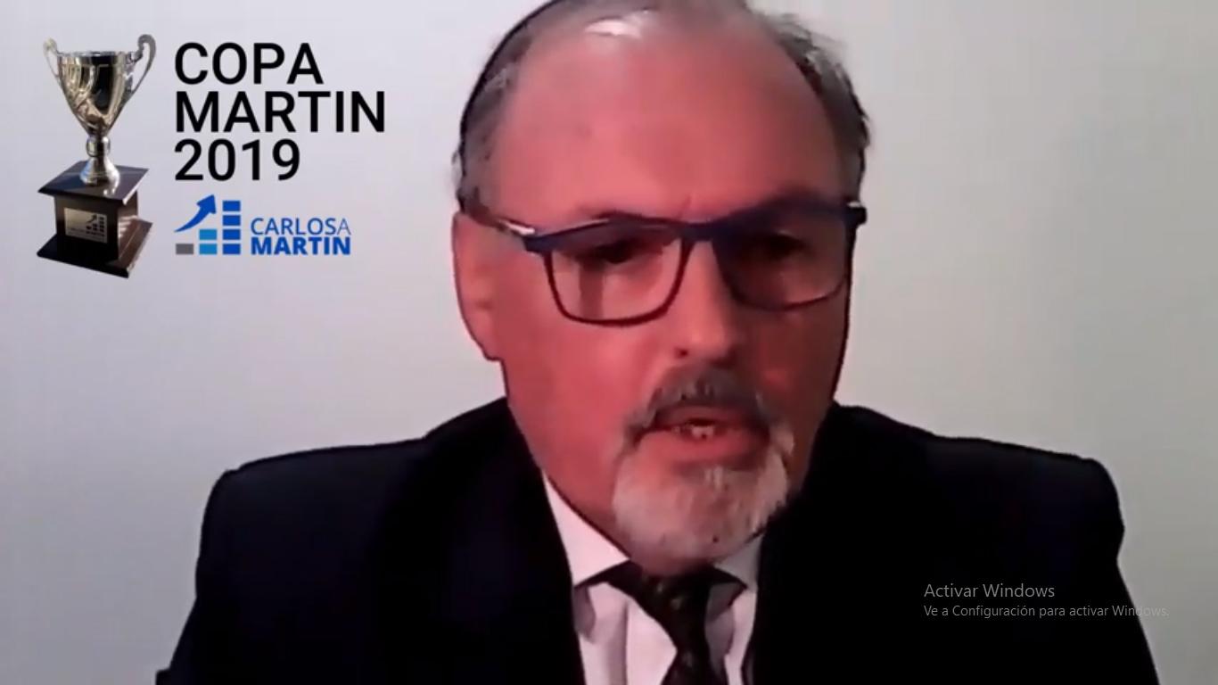 Charlando con Oscar | Ganador Copa Martin 2019